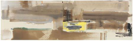 Large Frankenthaler work found in Basement