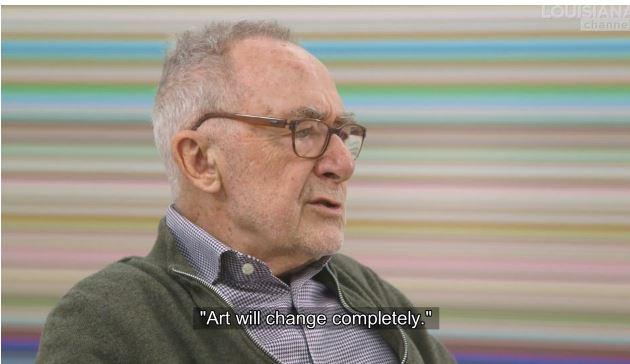 Gerhardt Richter interviewed