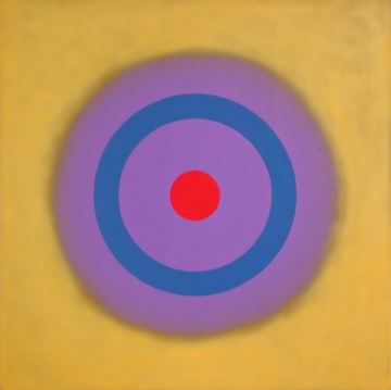Kenneth Noland at Yares