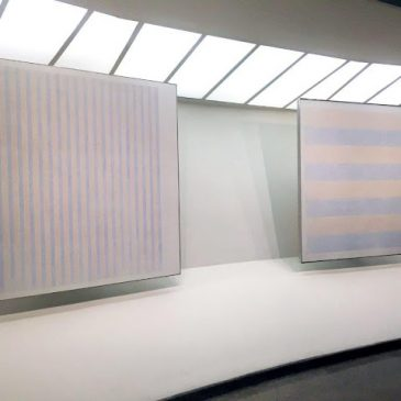 Agnes Martin at the Guggenheim