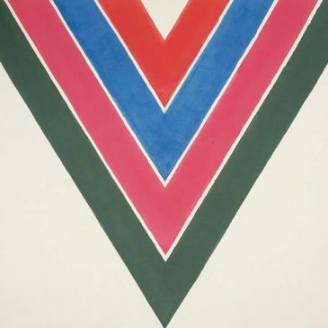 Kenneth Noland – a radical departure